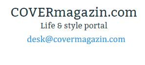 COVER style & life Objava za medije