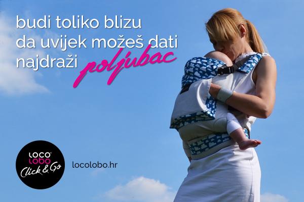 LocoLobo - Originalne nosiljke za bebe