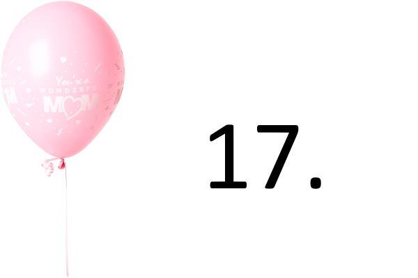 17. tjedan trudnoće