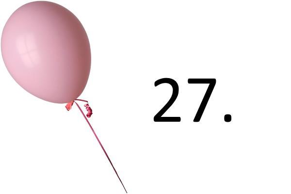 27. tjedan trudnoće