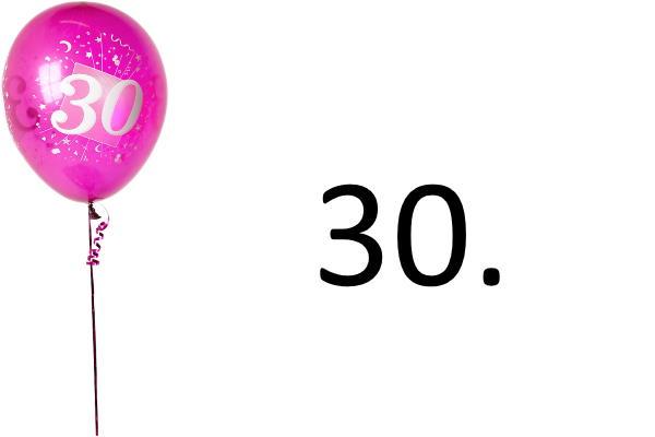30. tjedan trudnoće