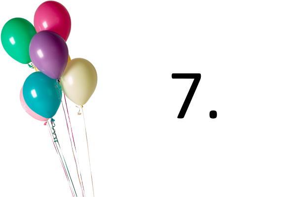 7. (sedmi) tjedan trudnoće