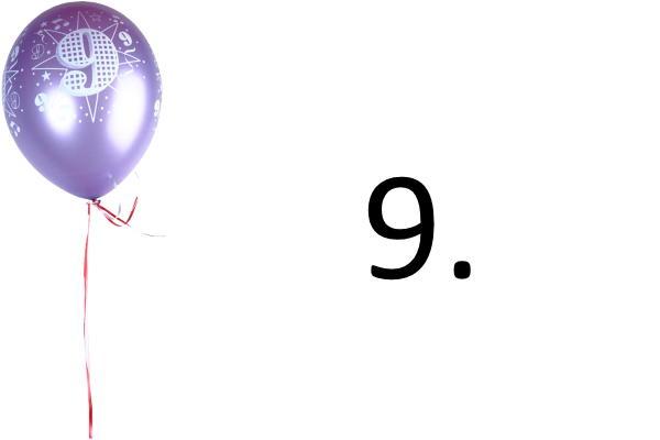 9. (deveti) tjedan trudnoće