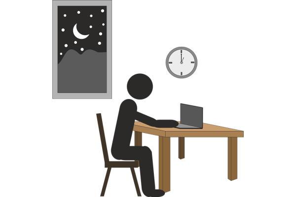 Kako da ostanete uvečer duže budni