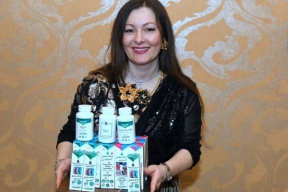 Križevčanka Jadranka Vrhovec predstavila svoj 9 proizvod i upozorila na važnost svakodnevne brige o imunitetu