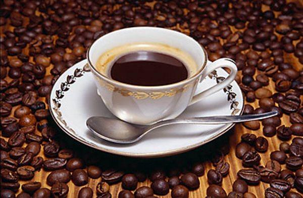 Šalica crne kave za mršavljenje