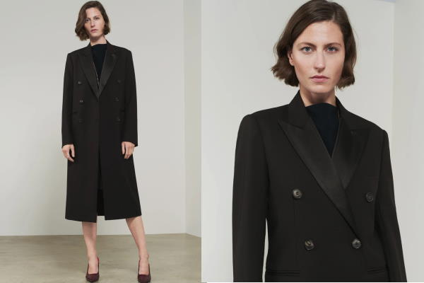 Moderni kaputi za zimu 2020/21. Victorie Beckham