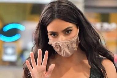 Kakve maske nose poznate zvijezde od Jennifer Aniston do Kim Kardashian