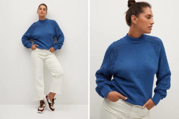 Moderne veste i džemperi za punije jesen-zima 2020/21.