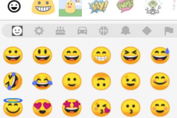 Zabavni smajlići za gmail chat