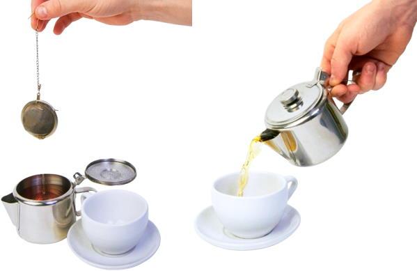 Kako pripremiti zeleni čaj