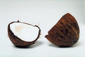 Kokosovim uljem protiv bora