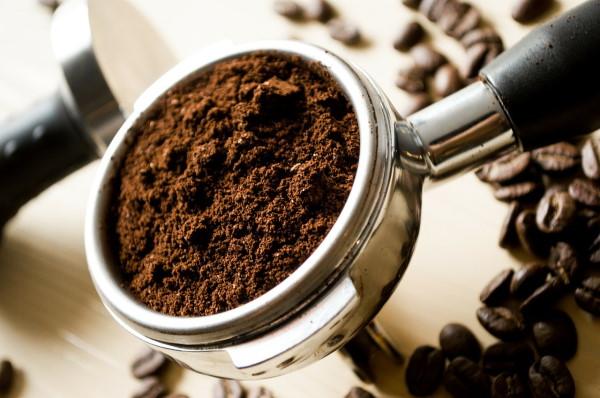 Prirodni piling za lice od kave