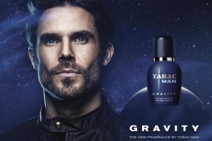 TABAC Man Gravity – Privlačan mineralni miris