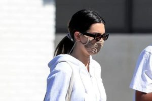 Proljetni stil Kendall Jenner