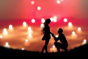 Žene smatraju kako je Valentinovo savršen trenutak za prosidbu
