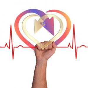 Otkucaji srca prema godinama
