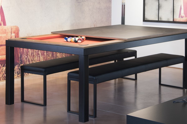 Biljarski stolovi – odličan izbor za svaki prostor