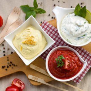 Koliko kalorija ima majoneza, kečap, tartar, hren, senf