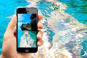 Što kada vam mobitel ispadne u vodu?