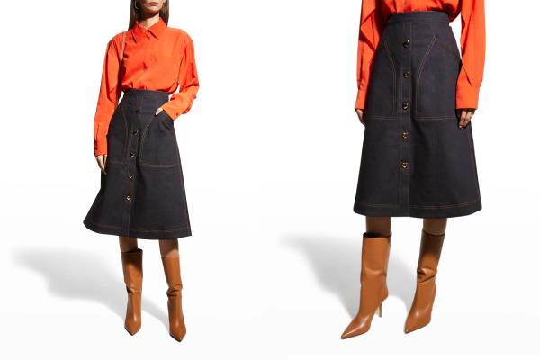 Top 30 modernih suknji za jesen 2021. i zimu 2022.